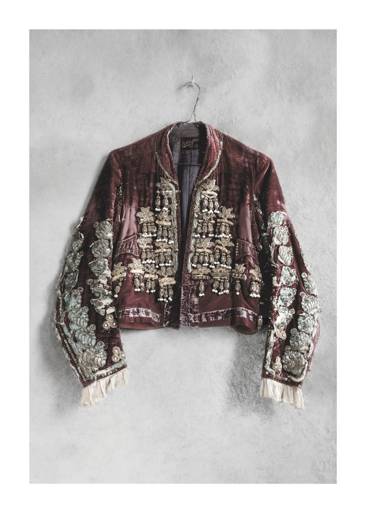 matador jacket print